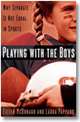 Playing with the Boys - book cover